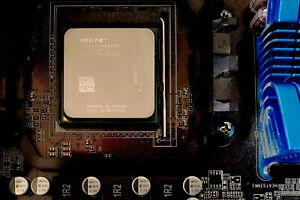 AMD FX 8300 + ASUS M5A78L-M LE AM3 + 8GB RAM + Blende