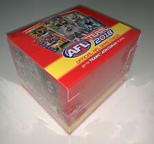 UNOPENED SEALED BOX OF 2018 TEAMCOACH AFL CARDS - 36 PACKS