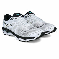 Mizuno Womens Wave Horizon 3 Running Shoes Trainers Sneakers - White Sports