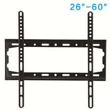 "TV Wall Mount Bracket Fixed Flat Panel Stand Frame For 26 - 60"" LCD LED Monitor"