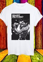 Manny Pacquiao vs Jeff Horn Battle of Brisbane Boxing t-shirt Size XXL Brand New