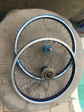 "Araya Old School Bmx 20"" Bmx Wheel Set"