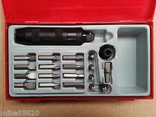 Teng Tools Impact Driver Hand Tool Set W/- Bits 20 Pc TC Tray TTID20 Hex Ph TX