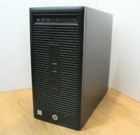 HP Business 280 G2 Windows 10 Tower PC Intel Core i5 6th Gen 3.2GHz 8GB 1TB HDD