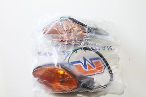 United motors scooter Front Left Right pair Turn Signals Light 317000-0320010