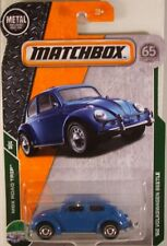 MATCHBOX #16 '62 Volkswagen (VW) Beetle, 2018 issue (NEW in BLISTER)