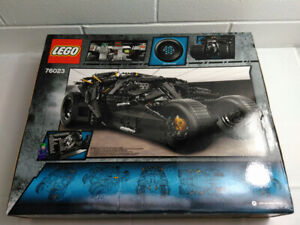 LEGO 76023 - DC Super Heroes - THE TUMBLER - BRAND NEW RETIRED