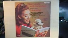RCA Camden Record SHARI LEWIS WITH LAMBCHOP Give Your Child a Headstart LP 1968