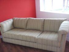 Fabric Living Room Checked Contemporary Sofas