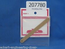 EE 20778 NEW Marklin HO Insulating Cardboard Strip Pantograph Connector to Shell