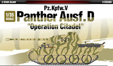 "1/35 Pz.kpfw.V Panther Ausf.D ""Operation Citadel"" #13503 ACADEMY MODEL KITS"