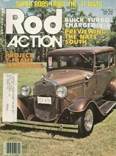 ROD ACTION 1978 APR - BUICK TURBO V6, RODS FROM THE NATIONALS, SLANT-BACK