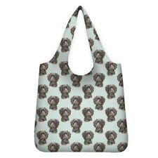 More details for working cocker spaniel shopping bag reusable foldable washable lovely gift idea