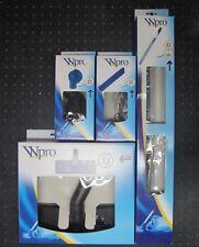 WPRO lot de 4 accessoires pour aspirateur HOOVER TORNADO  Diamètre 32 mm