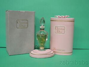 Vintage Christian Dior Perfume Presentation Diorissimo 1 oz Sealed