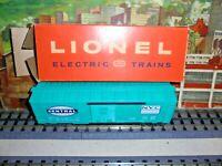 LIONEL 6464-900 NEW YORK CENTRAL WITH ORIGINAL BOX POSTWAR