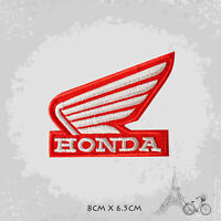 Honda Motor Bike Racing Patch Iron On Patch Sew On Embroidered Patch