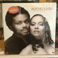 [SOUL/FUNK]~EXC LP~PEACHES & HERB~Sayin' Something!~[OG 1981~POLYDOR~Issue]
