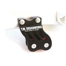 TRX450R/ER Rear Chain Guide Back Sprocket Black Standard Swing arm Honda Stock