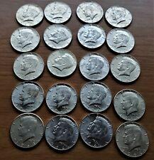 """1964 """"Roll of 20"""" Kennedy Half Dollar UNC/AU"""