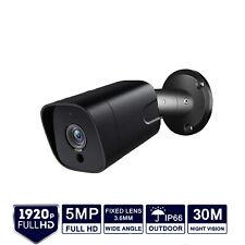 CCTV CAMERA 5MP ULTRA HD TVI 2.8-12MM VARIFOCAL BULLET 70M IR CUT NIGHT VISION