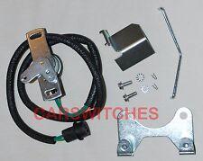 1967-1968 CAMARO - CHEVY II NOVA 4 Speed Muncie Trans BACKUP LIGHT SWITCH & BRKT