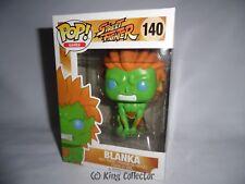 Figurine - Pop! Games - Street Fighter - Blanka - Vinyl Figure - Funko