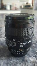 Nikon AF Micro Nikkor 60mm 1:2.8 Lens