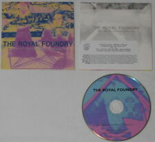 The Royal Foundry  We Keep On Dancing, Dreamers  U.S. promo cd  card cover