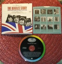 The Beatles Story Stereo CD From 2014 U.S Box Set!