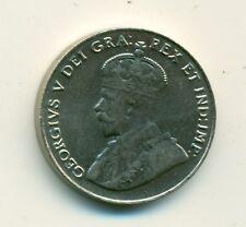Canada 5 cents 1927 EF/AU