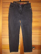 GLORIA VANDERBILT JEANS 14 Medium Black