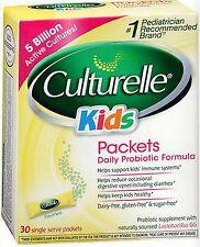 Culturelle Kids Packets Probiotic 30 count FLAVORLESS