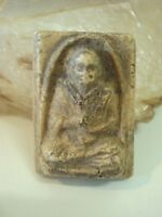 Thai Amulet Old Somdej Toh Figure Wat Rakang Temple Powerful Real Talisman Rare