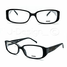 Fendi F808L 001 Eyeglasses Rx Eyewear - Made in Italy - New Authentic