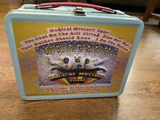 """The Beatles """"Magical Mystery Tour"""" Lunchbox • 1999 Apple Corps"""