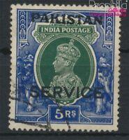 Pakistan D13 gestempelt 1947 Dienstmarke (8882677