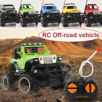 NEW Drift Speed Remote Control Truck RC Off-road Vehicle Kids Nice Car Toy Gifts