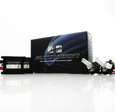 Autovizion Slim 55 Watts H4 HB2 9003 6000K High/Low Diamond White HID Xenon Kit