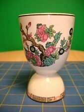INDIAN TREE EGG CUP MADDOCK ENGLAND