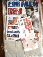 New Italian February 04 For Men Magazine w/$50 Rain Jacket w/Bonus Gifts