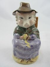 ROYAL Albert Beatrix Potter FIGURINA e ciò ha avuto MAIALE nessuno BP6a