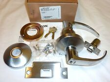 Falcon B501P6D QUA 626 Commercial Heavy Duty Entry Door Lock Lever SATIN CHROME