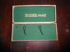 Custodia Orologio WINSEX MEC - anni '30 - vintage