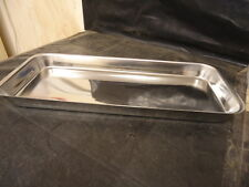 Stainless Steel Gastronorm Pan Catering Roasting Dish 480mm Length #3R7