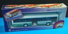 SIKU SUPER SERIE 3121 LINIENBUS DIE CAST BUS 1:55 SCALE