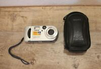 Sony Cyber-shot DSC-P71 3.2MP Digital Camera.(Funktioniert nicht)