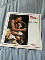The Robert Cray Band Bad Influence LP Hightone 1983