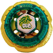 Limited Edition GOLD Rock Leone WBBA Beyblade - USA SELLER! FREE SHIPPING!