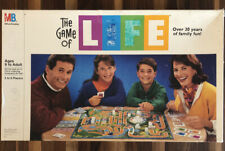 Vintage The Game Of Life - 1991 Milton Bradley Ages 9 And Up